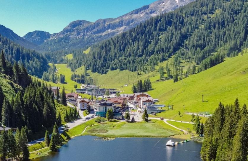 Sportalmmm-Zauchensee-Sommer