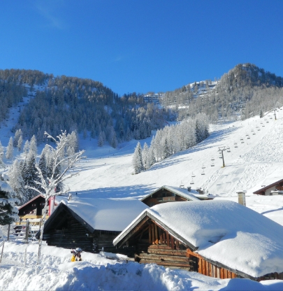 Zauchensee-Skifahren: Das Ski-Paradies