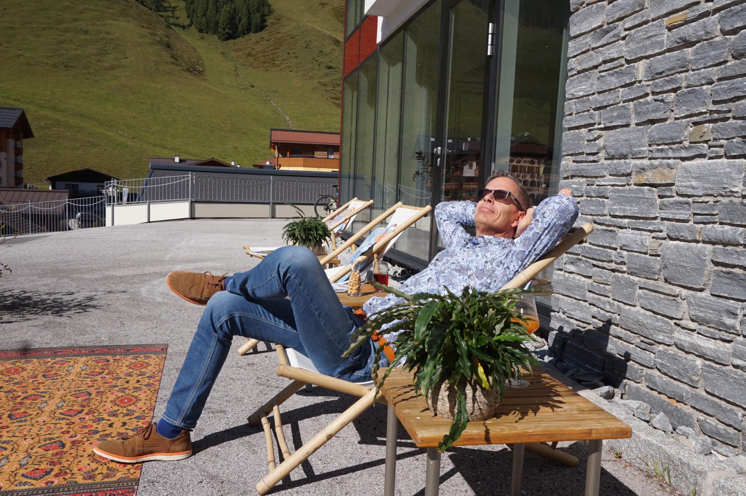 Entspannen in Zauchensee